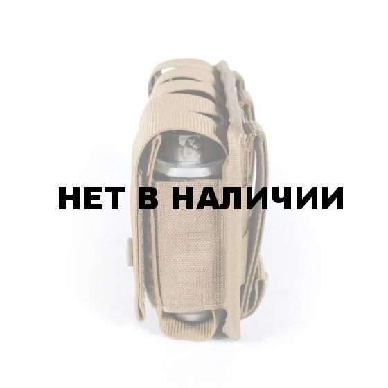 Подсумок Stich Profi 5-местный под ВОГ-25, ВОГ-25П MOLLE Цвет: Олива, ИК ремиссия: Нет