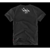 Футболка Dobermans Aggressive Nordic Division TS73 черная