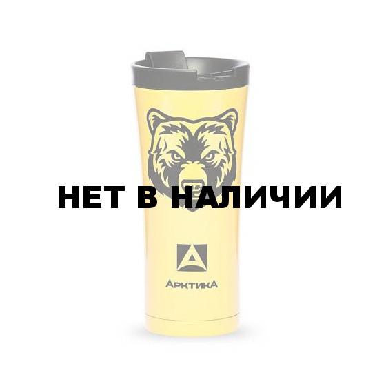 Термос-Кружка Авто Арктика 410 Медведь 0.5Л