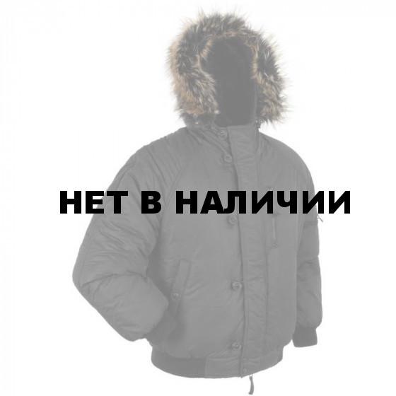 Куртка ANA Tactical Муссон черная