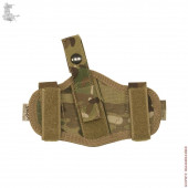 Кобура SRVV DK поясная универсальная 30-50 мм multicam
