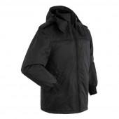 Куртка ANA Tactical ДС-3 на флисе черная