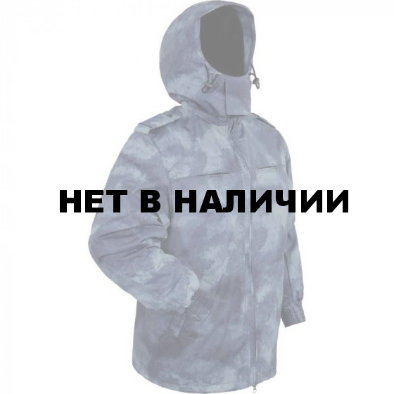 Куртка ANA Tactical ДС-3 на флисе мох синий