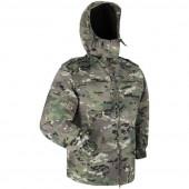 Куртка ANA Tactical ДС-3 на флисе multicam