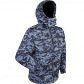 Куртка ANA Tactical ДС-3 на флисе navy