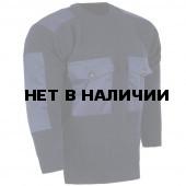 Джемпер ANA Tactical ДПС полушерстяной синий