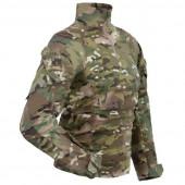 Рубашка ANA Tactical тактическая, камуфляж multicam
