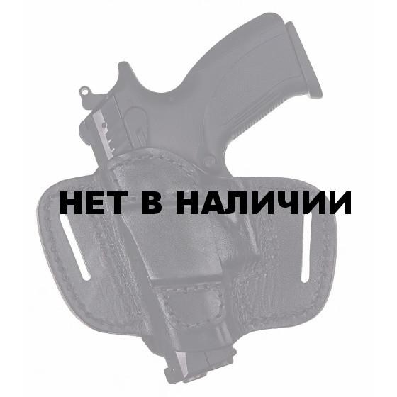 Кобура Stich Profi для Т10 поясная модель №11 Расположение: Левша, Цвет: Черный, Ширина ремня: 40 мм.