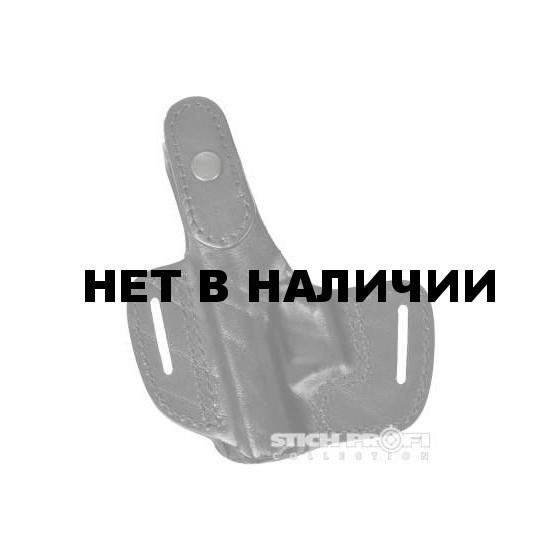 Кобура Stich Profi поясная для Heckler-Kock P7 M8 модель №2 Расположение: Левша, Цвет: Черный, Ширина ремня: 35 мм.