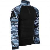 Рубашка ANA Tactical тактическая серый камыш