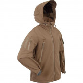 Куртка ANA Tactical softshell coyote brown