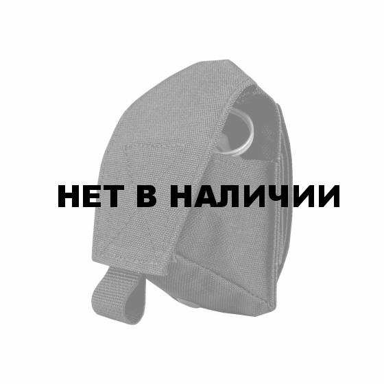 Подсумок Stich Profi облегченный для ручной гранаты Ф-1, РГД-5, РГО, РГН Цвет: Черный, ИК ремиссия: Нет