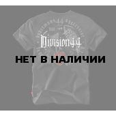 Футболка Dobermans Aggressive Division 44 TS64 черная