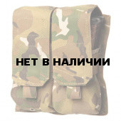 Подсумок Blackhawk! S.T.R.I.K.E. M4 Double Mag Pouch (Holds 4) под 4 магазина multicam