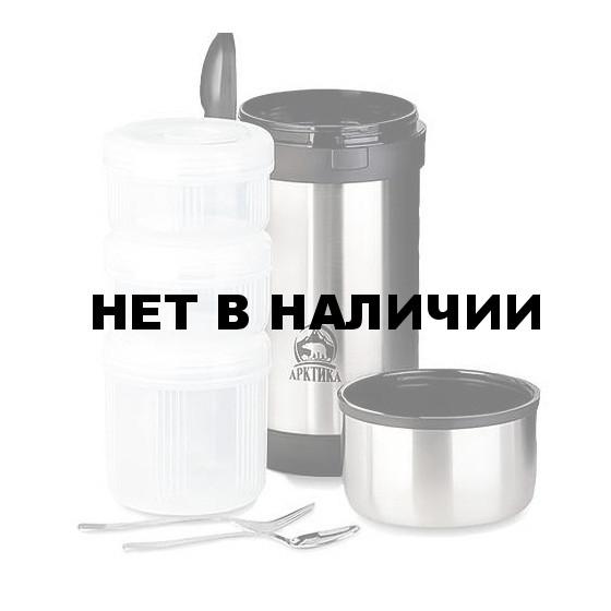 Термос АРКТИКА АРКТИКА 403 с контейнерами для еды 1.5л