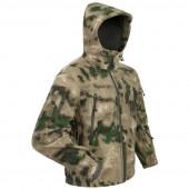 Куртка ANA Tactical Дамаск флисовая с мембраной A-tacs FG