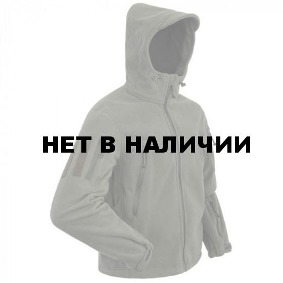 Куртка ANA Tactical Дамаск флисовая с мембраной олива
