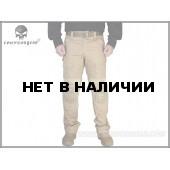 Брюки Emerson Tactical тактические Emerson G2 Tactical Pants койот