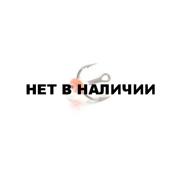 Крючок-тройник LUCKY JOHN для приманок с каплей цвет. разм.014 FR 10 шт