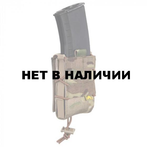 Подсумок ANA Tactical LC Fast под АК с пластиком multicam