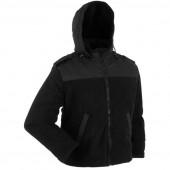 Куртка ANA Tactical ДС флисовая черная