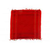 Арафатка VoenPro красная с черным