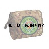 Несессер VoenPro c нашивкой КДПО flecktarn
