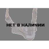 Кобура Holster комбинированная NEO-CONTE Наган кожа черный