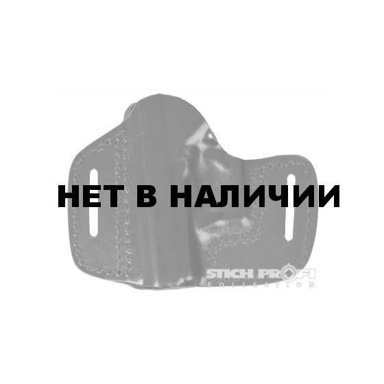 Кобура Stich Profi поясная для Heckler-Kock P7 M8 модель №19 Расположение: Левша, Цвет: Черный, Ширина ремня: 35 мм.