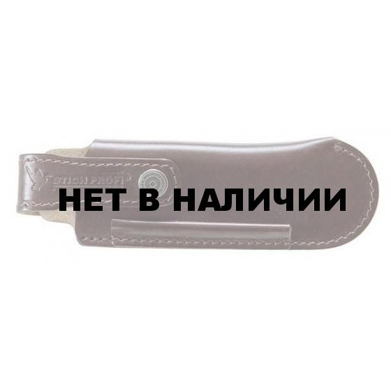 Ножны Stich Profi модель Opinel большие № 12 складной 170мм 40мм Цвет: Коричневый