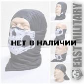 Балаклава EM Скул черная