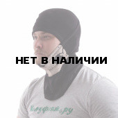 Балаклава-маска Keotica Фантом 100% хлопок с черепом черная