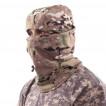 Балаклава-маска Keotica мембрана на флисе multicam