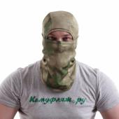Балаклава-маска Keotica 100% пэ A-Tacs FG