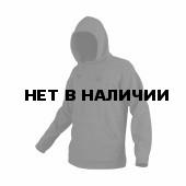 Толстовка Stich Profi флисовая Stich Profi с капюшоном черный