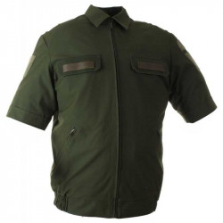 Костюм ANA Tactical МО офисный с коротким рукавом олива