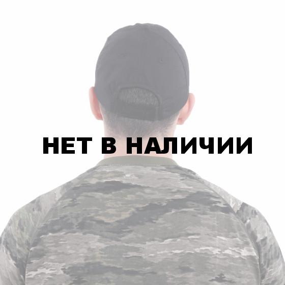 Бейсболка Keotica городская рип-стоп черная