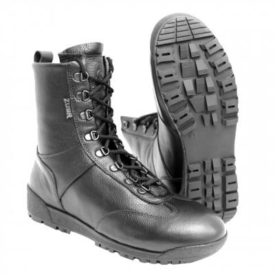 Ботинки Зубр Беркут м. 006 черные