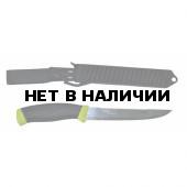 Нож MORAKNIV рыболов. в пласт. ножнах KNIV FISHING COMFORT SCALER 150 блистер