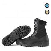 Ботинки Гарсинг G.R.O.M. Fleece м. 01 на молнии черные
