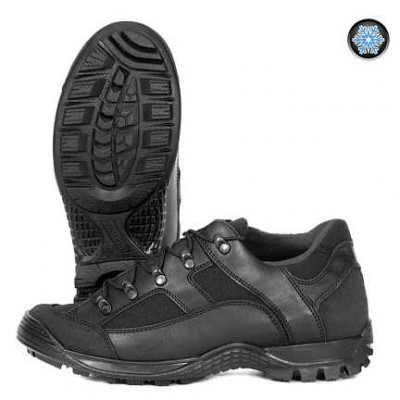 Ботинки Гарсинг Traveler Fleece м. 161 черные