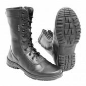 Ботинки Зубр Кроссинг м. 105 на молнии черные