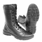 Ботинки Зубр Кроссинг м. 110 на молнии черные