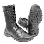 Ботинки Зубр Кроссинг м. 115 на молнии черные