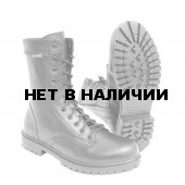 Ботинки Зубр Трек м. 825 шерсть на молнии черные