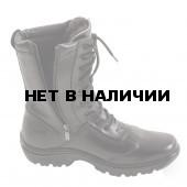 Ботинки Армада Полюс м. 101з на молнии натуральный мех черные
