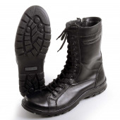 Ботинки Армада Агент м. 106 на молнии черные