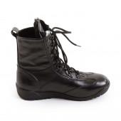 Ботинки Армада Таймыр м. 1402з натуральный мех черные