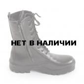 Ботинки Армада Арктика м. 204з на молнии натуральный мех черные