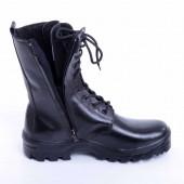Ботинки Армада Арктика м. 204и на молнии искусственный мех черные